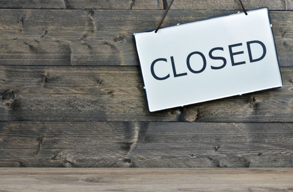 Office Closed for BC Day